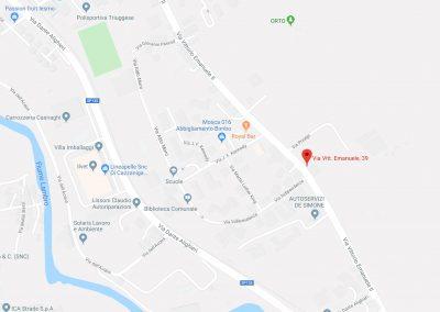 Via Vitt. Emanuele, 39 20844 Triuggio